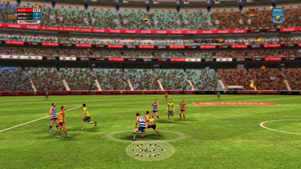Image of AFL Live 2