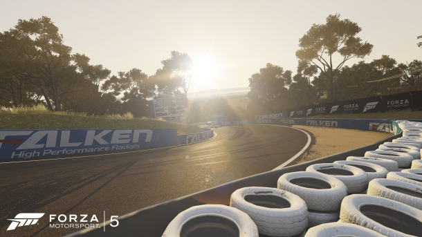 Image of Mount Panorama in Forza 5